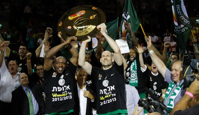 Maccabi Haifa takes the Israeli Championship
