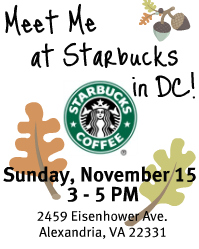 meet me at starbucks in DC