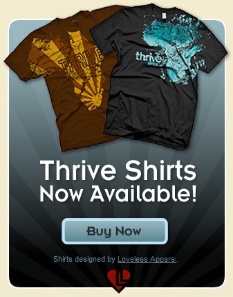 thrive shirts