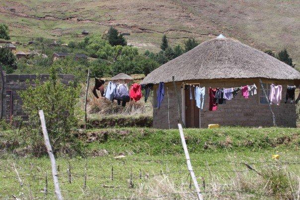 Basotho Home