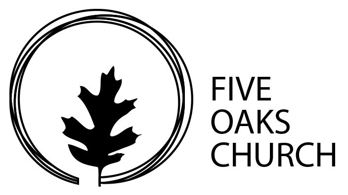 five oaks church logo