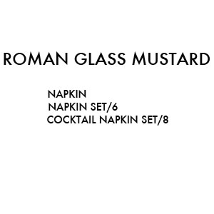 Words-ROMAN GLASS MUSTARD.jpg