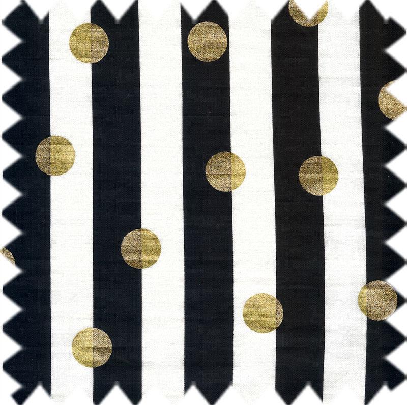 Black Stipe Gold Dot.jpg