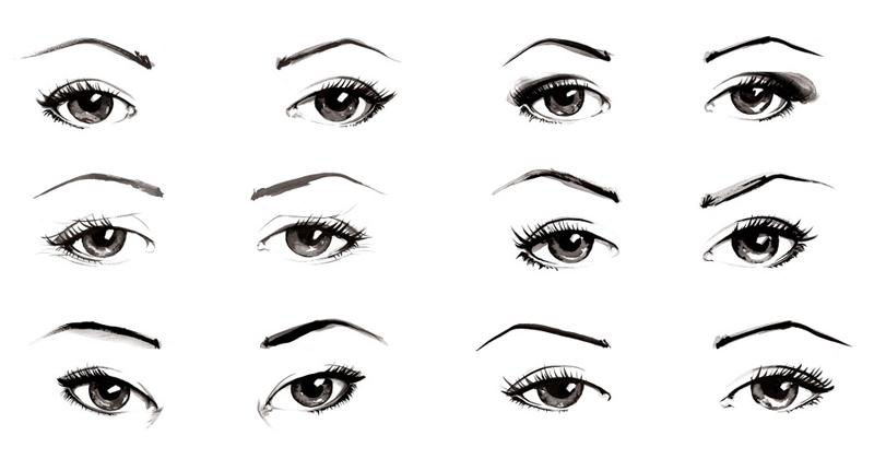 beauty simple illustration