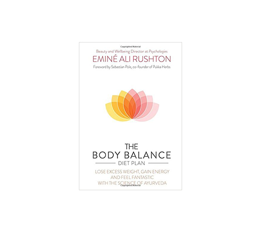 The Body Balance Plan by Emine Rushton