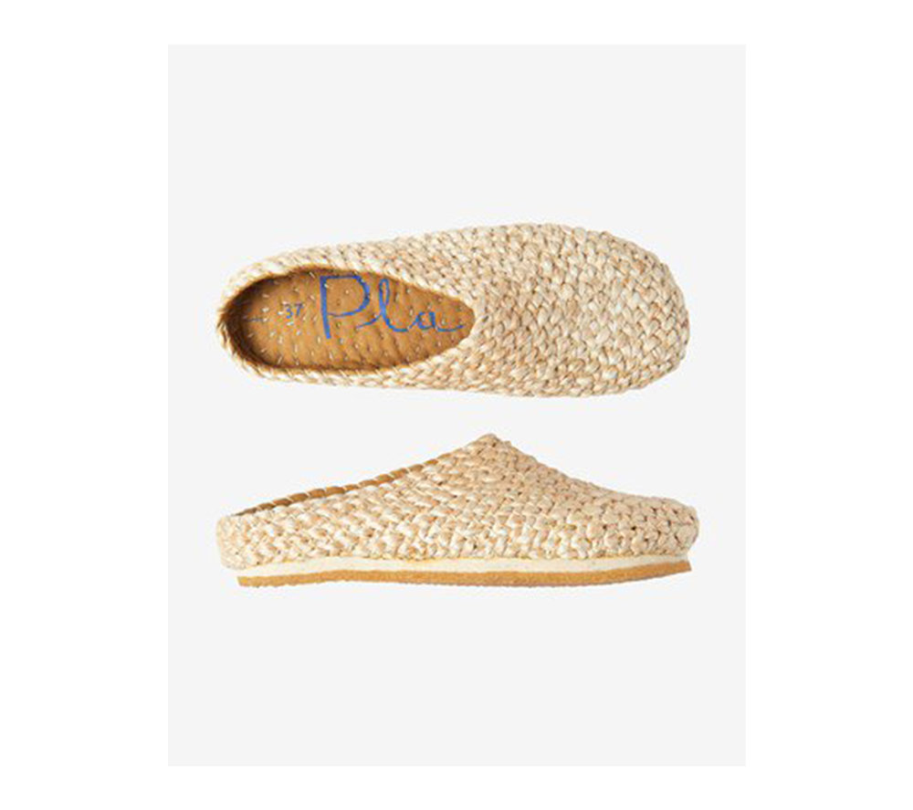 Toast Jute Slippers