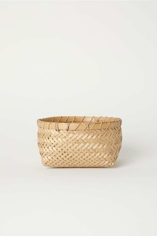 Braided Bread Basket