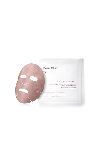 Swiss Clinic Clay Mask