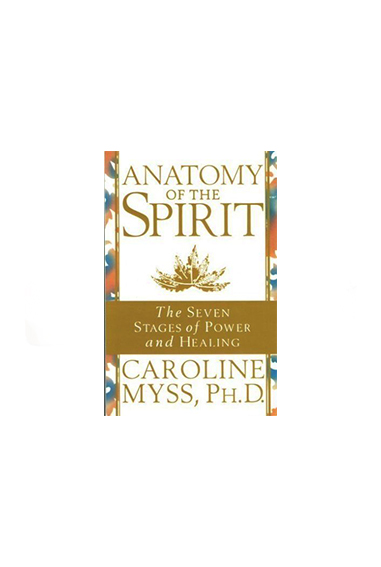 Copy of Anatomy of the Spirit
