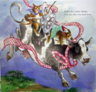 flying home on cow.jpg