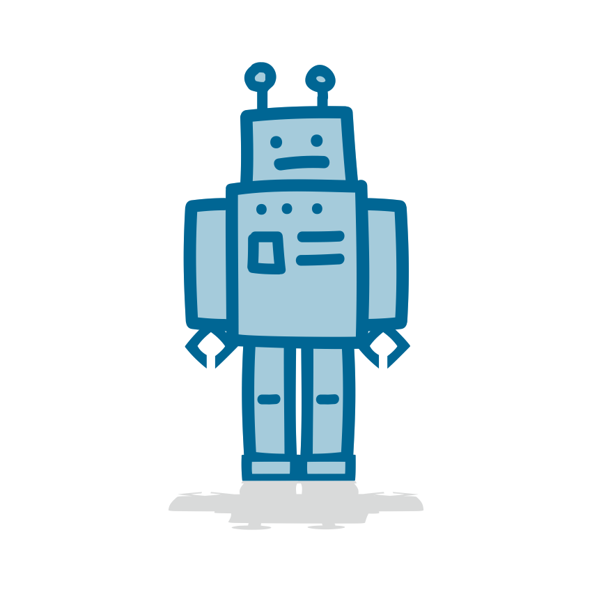 Tiny Blue Robots | Cambridge Software Consultants and Developers