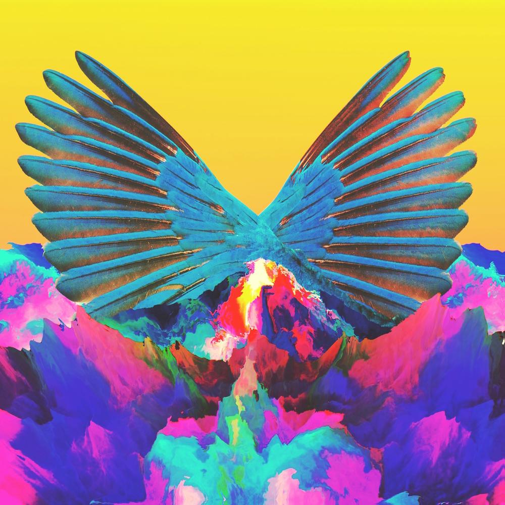 Portada Futuro Humano LP (2016)