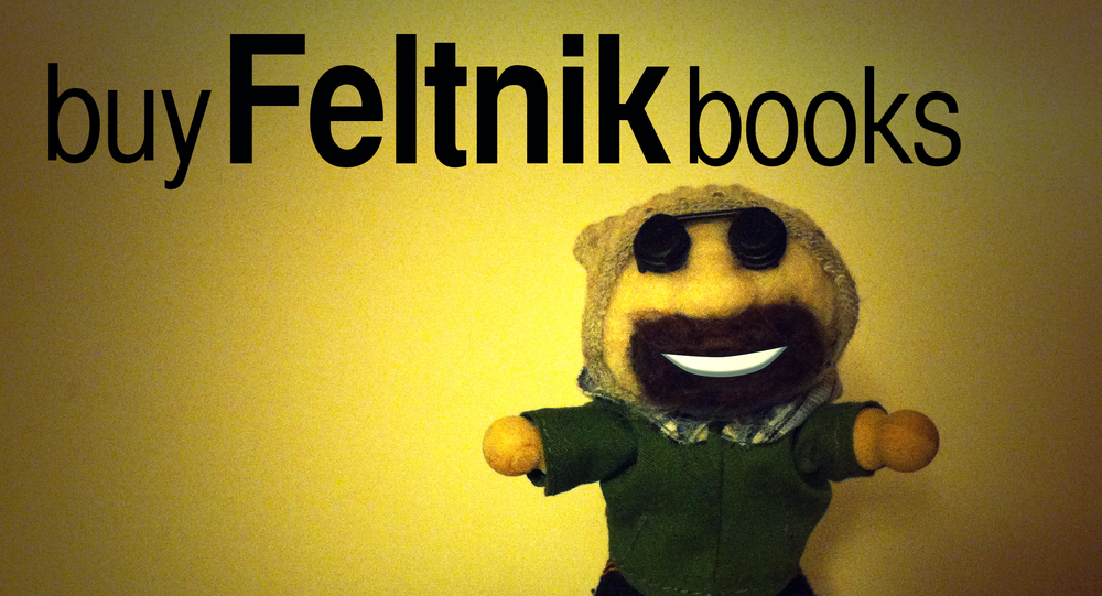 Buy Feltnik Books