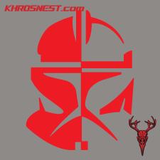 SW - Clone Trooper Helmet