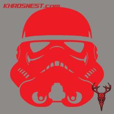 SW - Storm Trooper Helmet