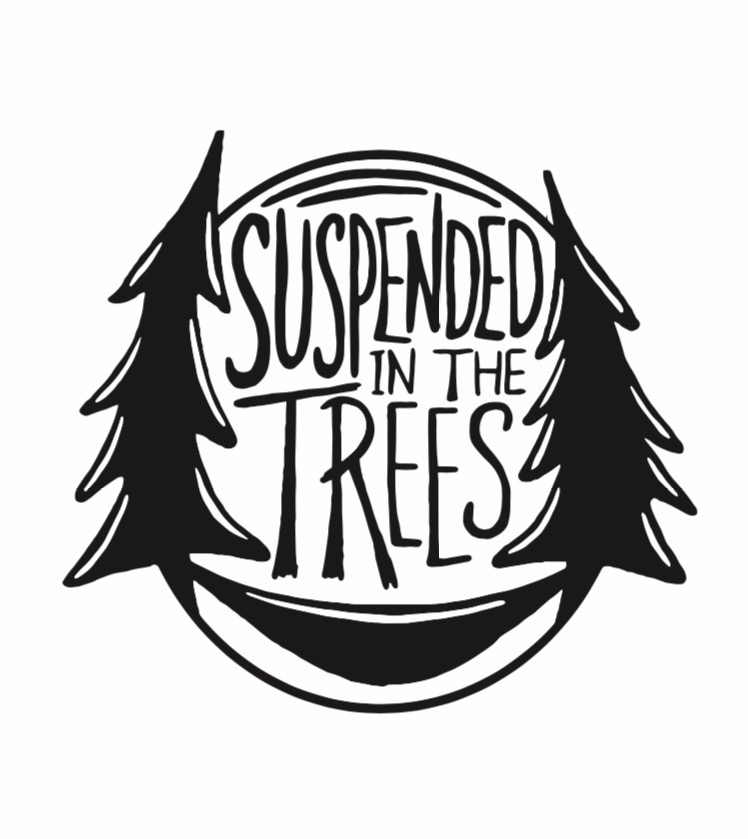 Offers quality unique hammocks, backpacks, shirts, pins, bandannas and much more!  Website:  suspendedinthetrees.etsy.com/  Facebook:  www.facebook.com/suspendedinthetrees/  Instagram:  @suspendedinthetrees