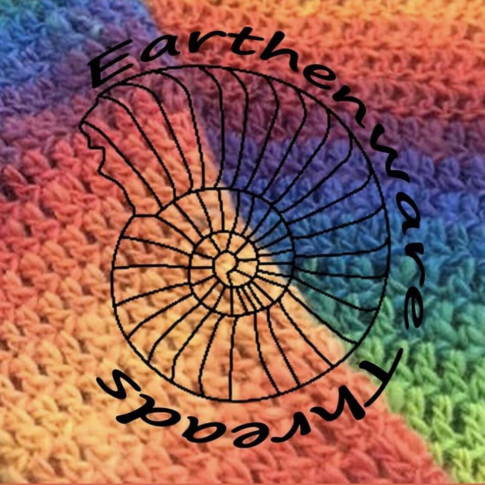 Unique, one of a kind, crochet masterpieces handmade with love in Colorado.  Website:  www.etsy.com/shop/earthenwarethreads  Facebook:  www.facebook.com/Earthenware-Threads  Instagram:  @earthenware_threads