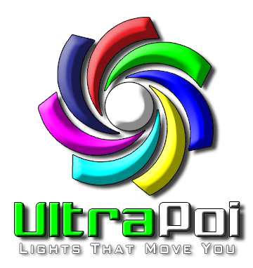 Leading the market by providing everything from high-quality LED Poi, Hoop, Staff, Microlights, Festival Apparel and other innovative lighting products.  Website:  https://www.ultrapoi.com/  Facebook:  www.facebook.com/UltraPoi  Instagram:  @ultrapoi