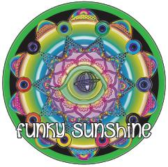 An eclectic collection of handmade funky goods and tie dye made for you and your home.  Website:  www.funkysunshine.etsy.com   Facebook:  www.facebook.com/funksunshine/  Instagram:  @funksunshine