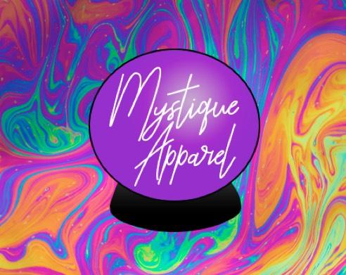 Rave wear/ swimwear/ club wear for all mystical bitches. Custom orders welcome!  Website:  www.MystiqueApparel.com  Instagram:  @ShopMystiqueApparel  Twitter: @MystiqueA__