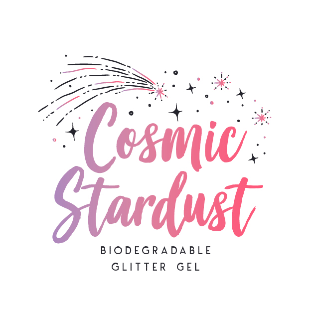 Biodegradable cosmetic glitter gel that is hand mixed with a lot of love and a touch of magic! It will make you sparkle & shine in a healthier way  Website:  www.etsy.com/shop/shopcosmicstardust  Facebook:  www.facebook.com/shopcosmicstardust/  Instgram:  @shopcosmicstardust