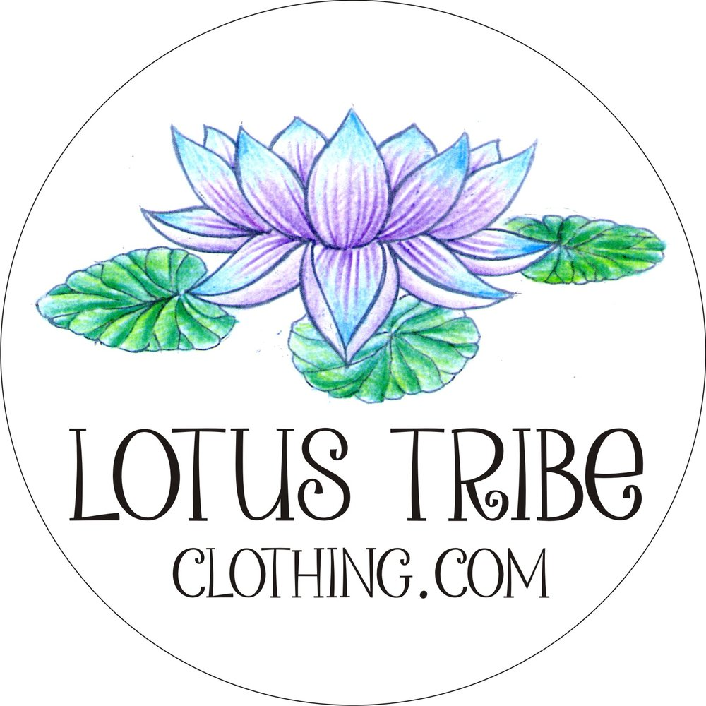 Comfortable, earth friendly, and ethically made yoga clothes and more! All made out of natural fibers, perfect for fire spinners! Each item purchased equals one tree planted with treesisters.org  Website:  www.lotustribeclothing.com  Facebook:  www.facebook.com/lotustribeclothing  Instagram:  @lotustribeclothing
