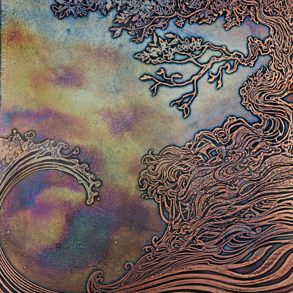 RAINBOW FIBONACCI TREE