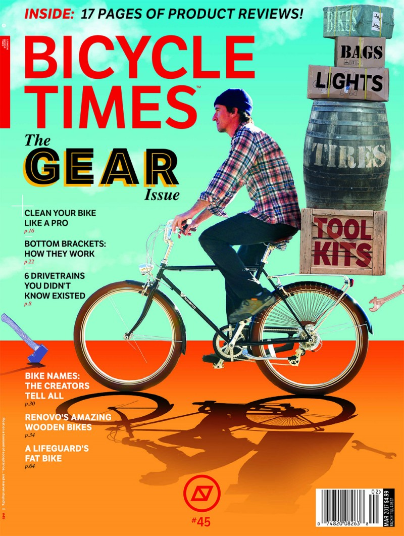 brashearphoto bicycle times featuring bedrock bags