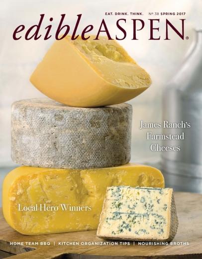 Edible Aspen Spring '17