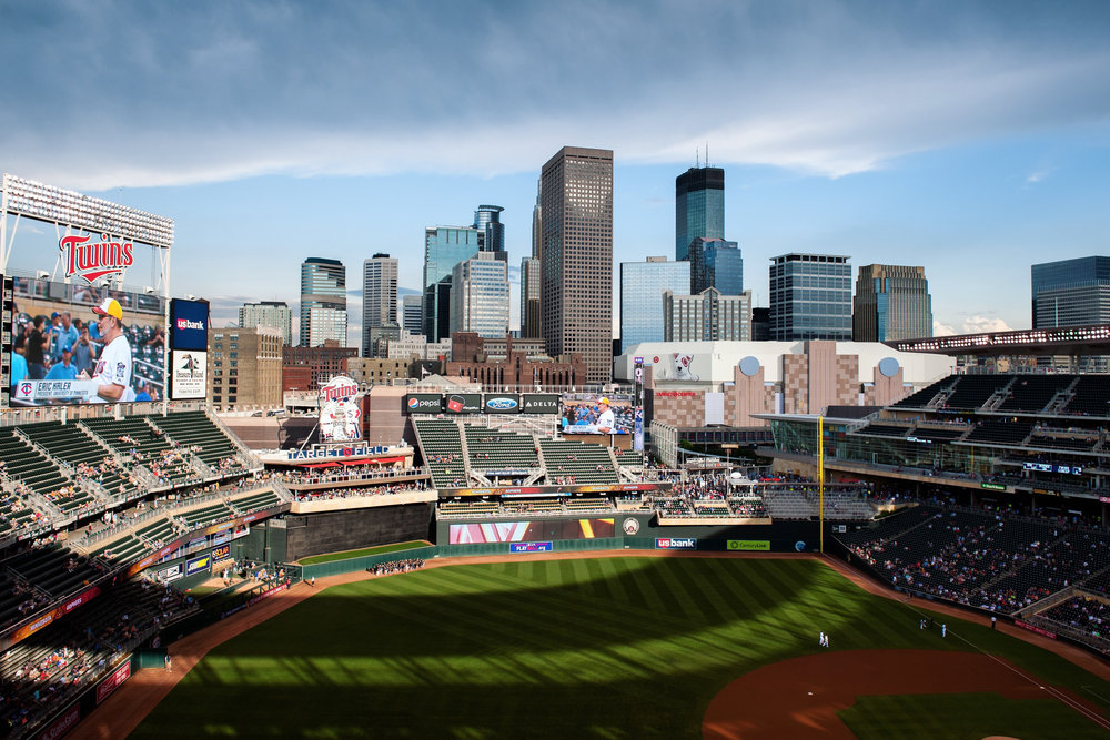 // MN TWINS - May 27, 2016