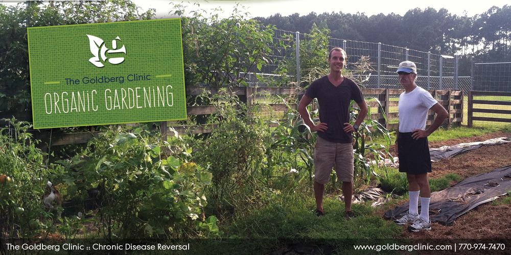 Organic Gardening Retreat