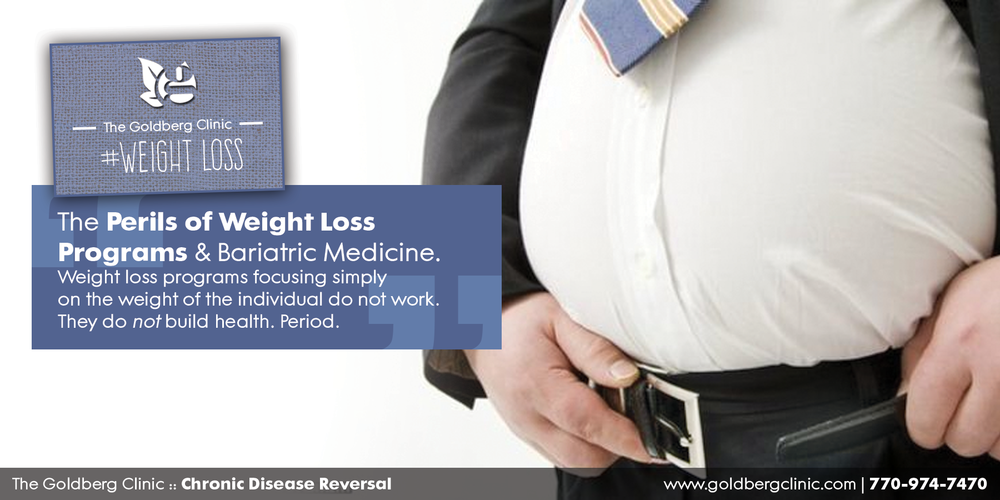 Weight Loss and Bariatric Medicine Problems