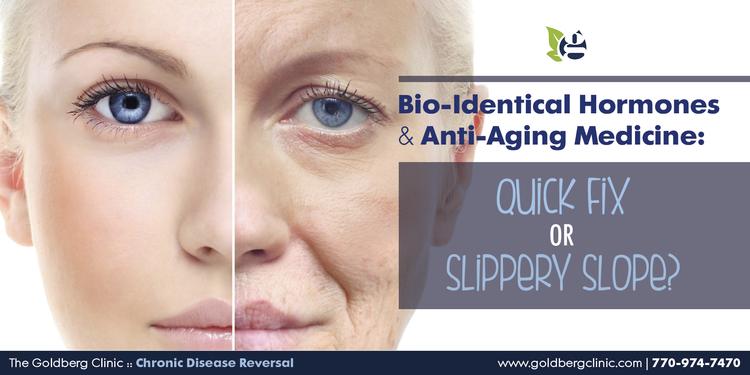 Problems with Bio Identical Hormones and Anti Aging Medicine