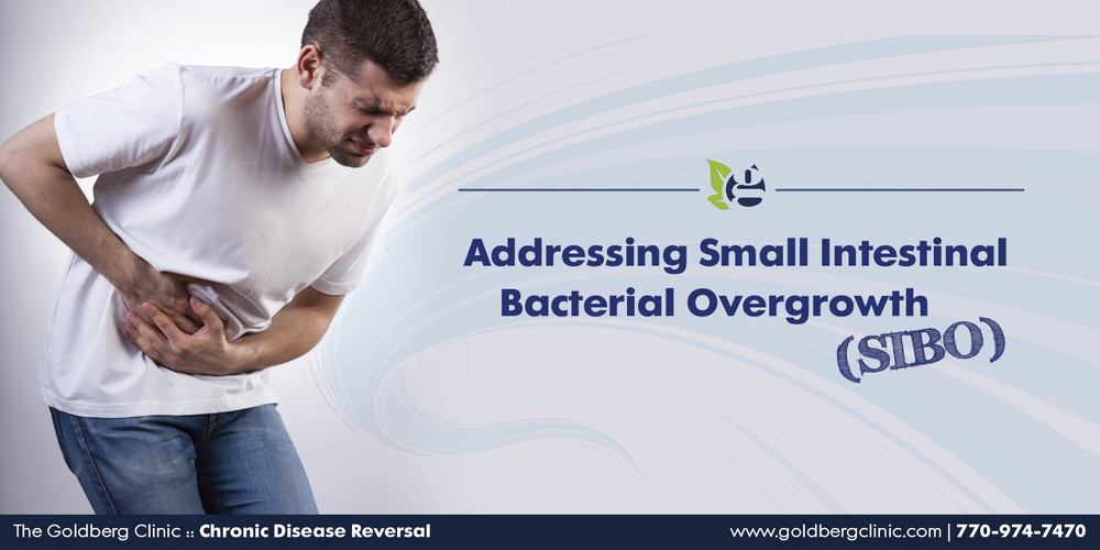 Treating Small Intestinal Bowel Overgrowth SIBO Naturally