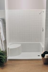 slippery acrylic shower treatment coating