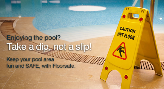 pool non slip treatment