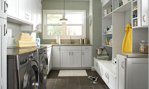 non-slip laundry room floor treatment
