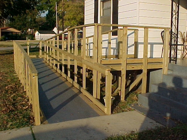 non slip wood ramp treatment coating