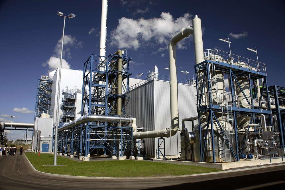 power station non slip floor treatment