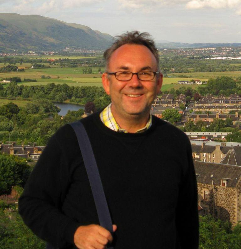 author bio john oller