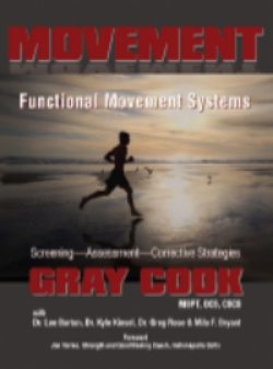 Movement - Gray Cook. A great read for all those interested in movement/rehabilitation science.