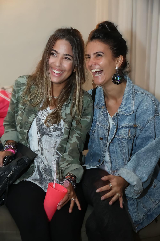 Barbara Aragao e Jada Novaes