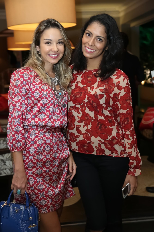 Nana Nassif e Fernanda Nunes