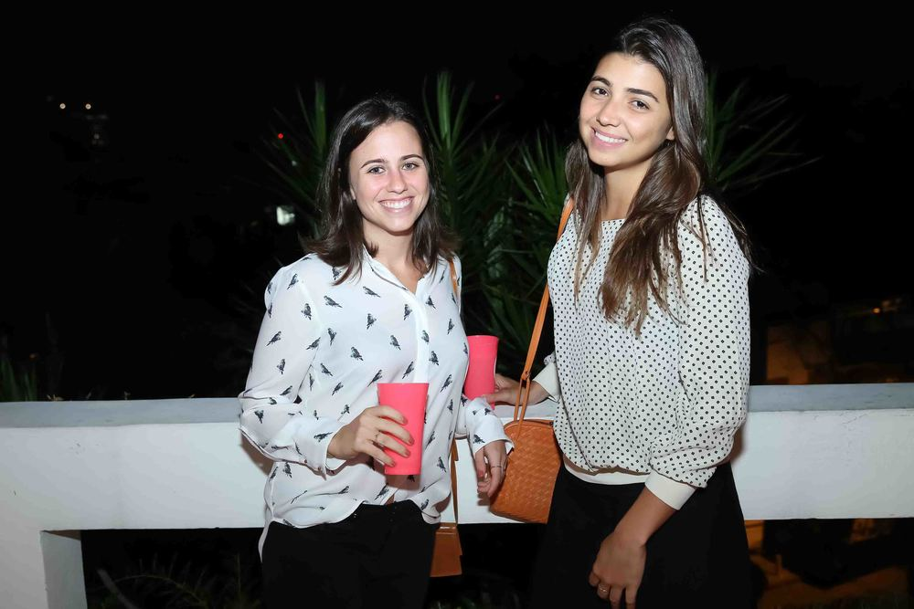 Patricia Barreto e Julia Fonseca