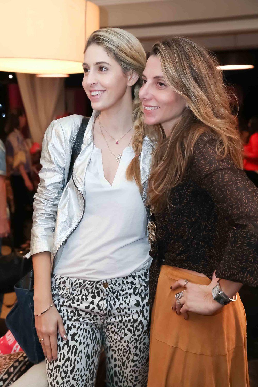 Paula Merlo e Renata Reis