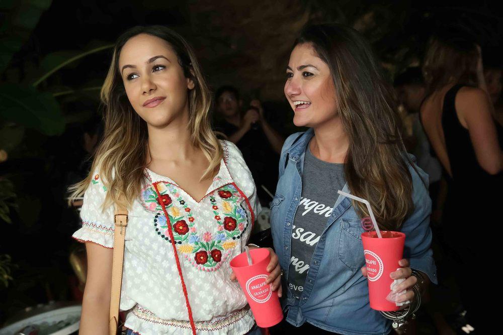 Samara Lima e Erica Camargo