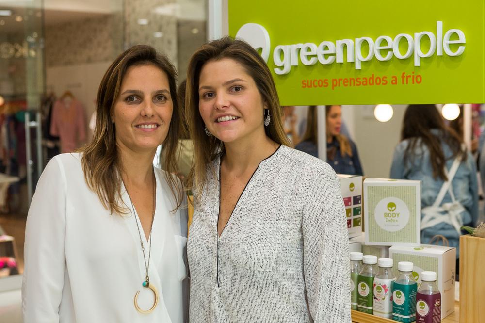Tereza e Lulu Gouvea Vieira