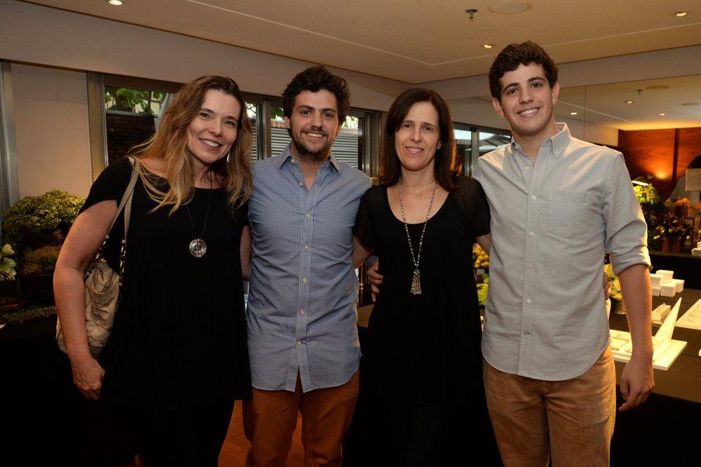 Andrea Tremonti, Eduardo Prado, Claudia Araujo e Rodrigo Prado.JPG