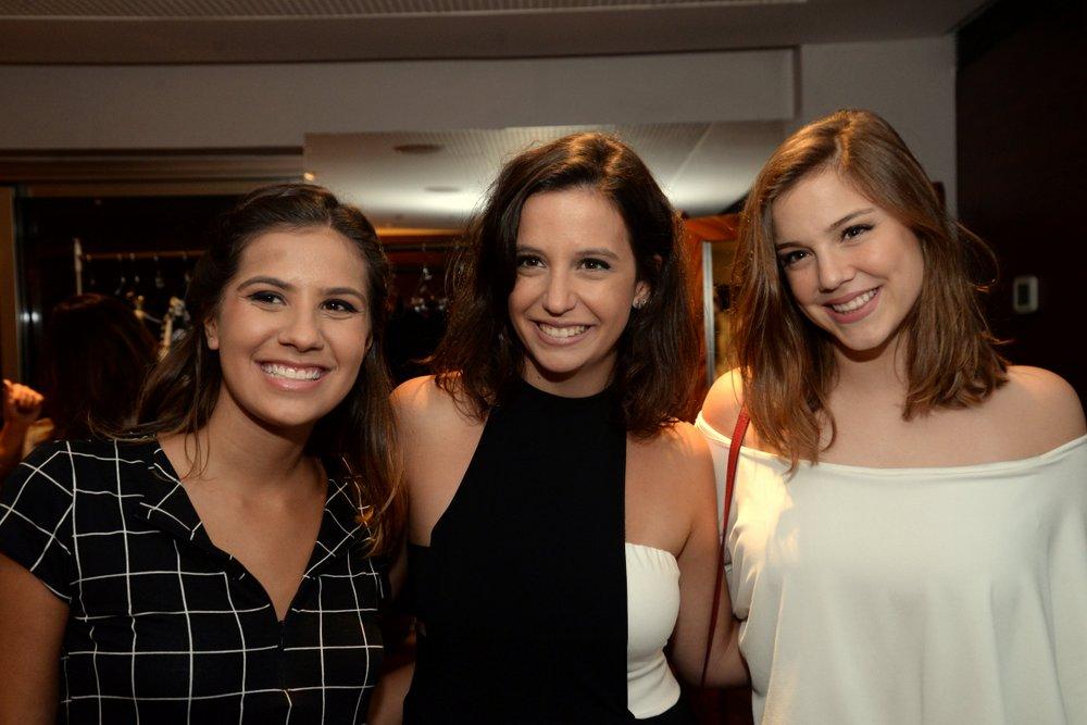 Daniela Figueiredo, Rafaela Prado e Alice Wegmann (1).JPG