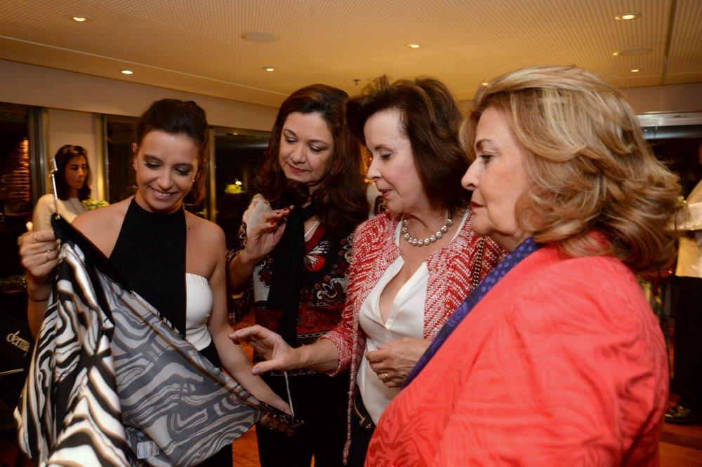 Rafaela Prado, Lucimar Vieira, Silvia Bastos e Elisabeth Santos (1).JPG